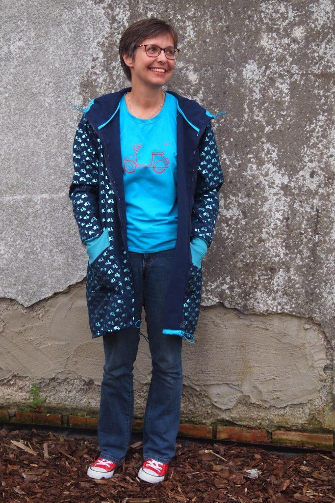 Parka & Shirt