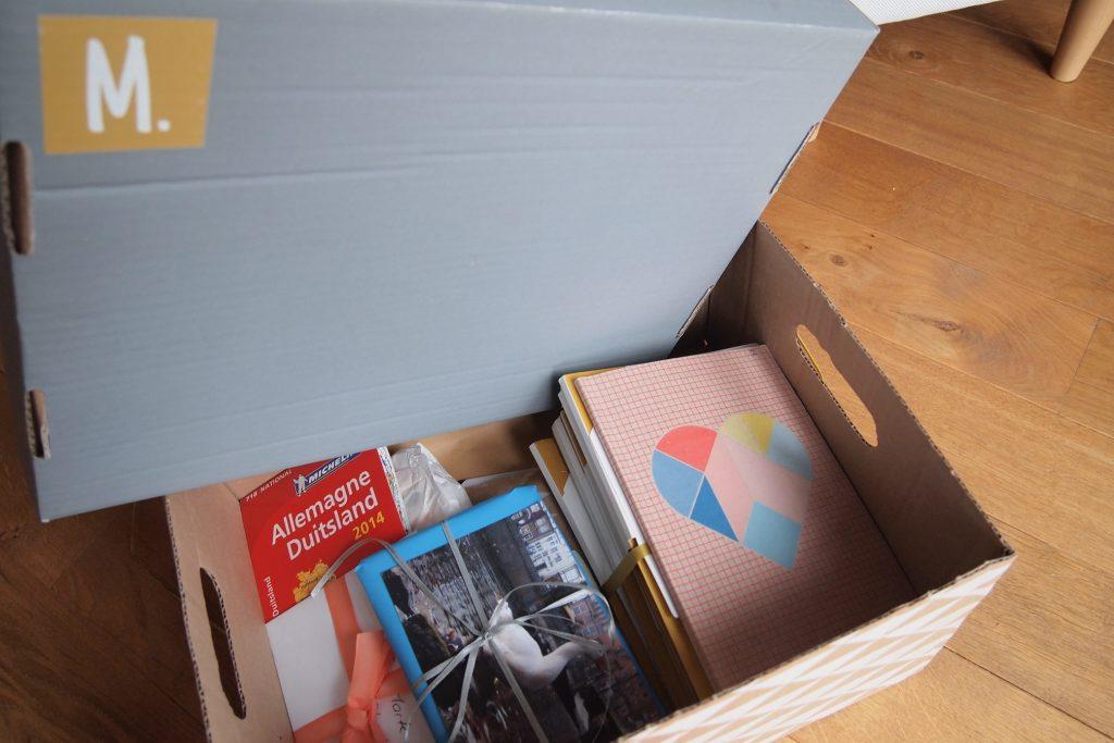 Box 2 von innen